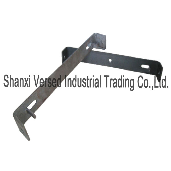 Formwork parts spacer cleats