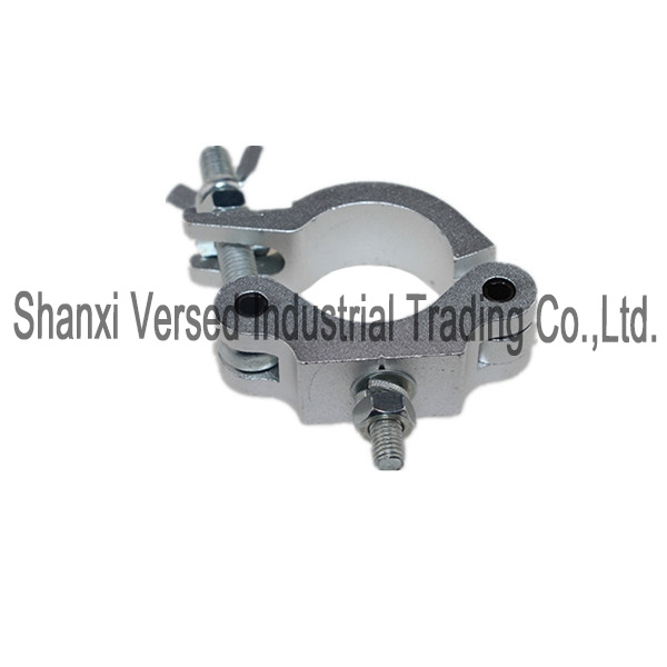 Aluminum scaffold coupler