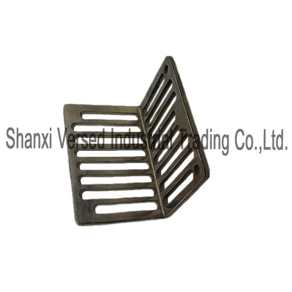 Channel Drain Black Composite Grate