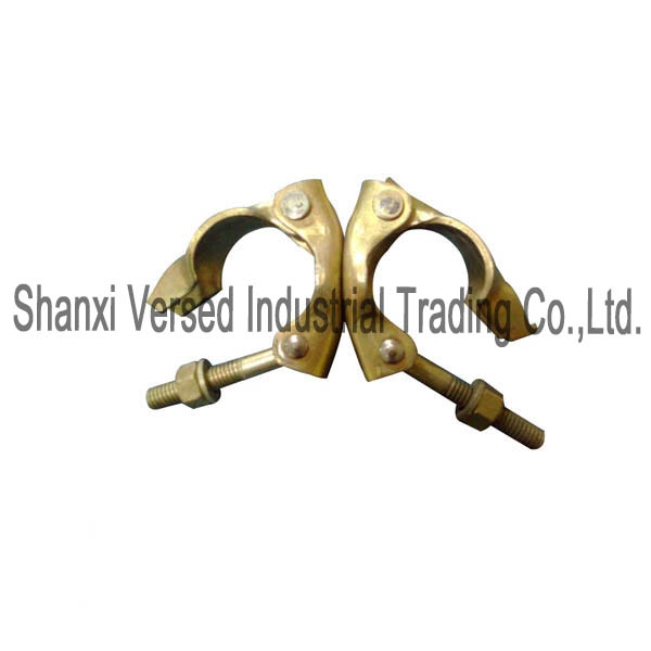 High quality scaffolding pipe parts scaffold swivel clamp